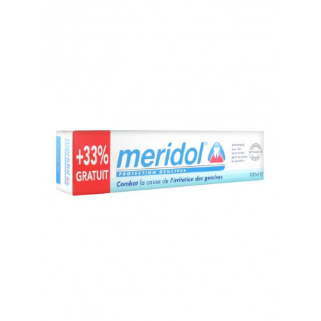 MERIDOL Dentifrice protection gencives