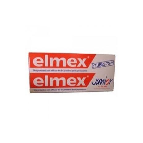 ELMEX Dentifrice junior 75ml
