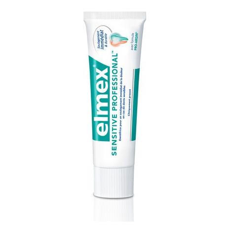 ELMEX Dentifrice sensitive professional 75ml