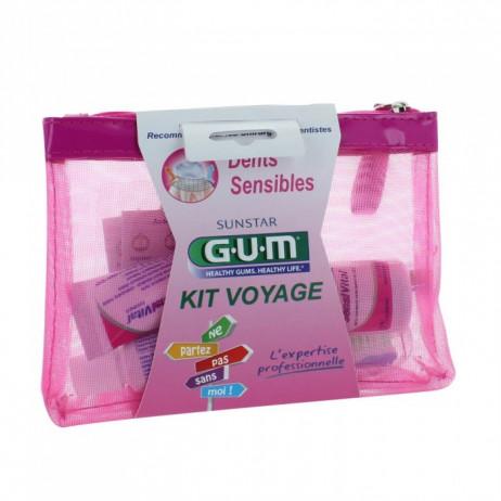 G.U.M Kit voyage dents sensibles