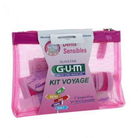 G.U.M Kit voyage dents sensibles