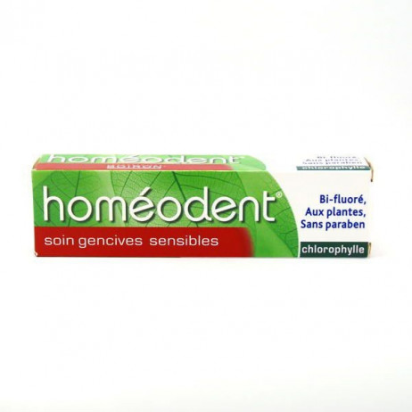 HOMEODENT Soin gencives sensibles dentifrice 75ml