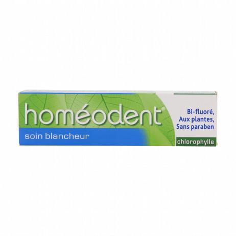 HOMEODENT Soin blancheur dentifrice 75ml