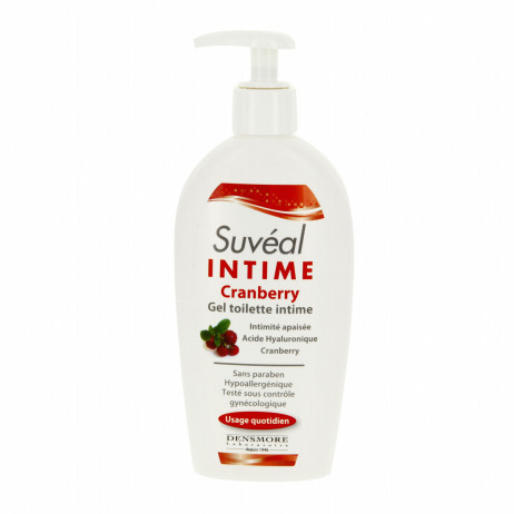 SUVEAL Intime gel toilette intime 200ml