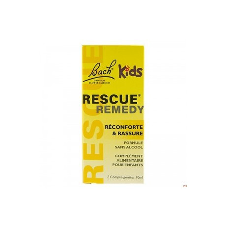 BACH Rescue kids remedy 10ml