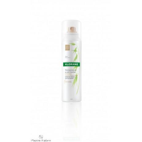 KLORANE shampooing sec teinté au lait d'avoine 150ml