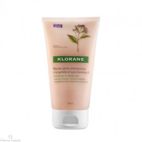 KLORANE baume après-shampooing à la quinine 150ml