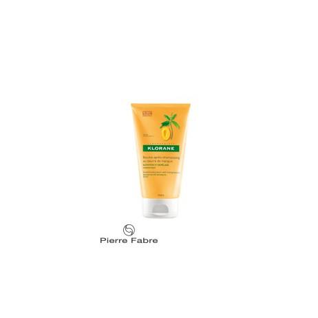 KLORANE baume après-shampooing au beurre de mangue 150ml