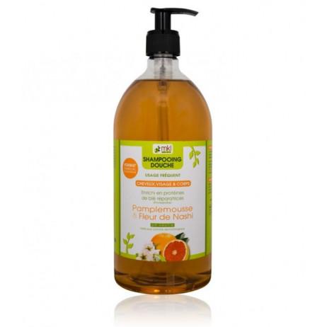 MKL shampooing douche usage fréquent 1L