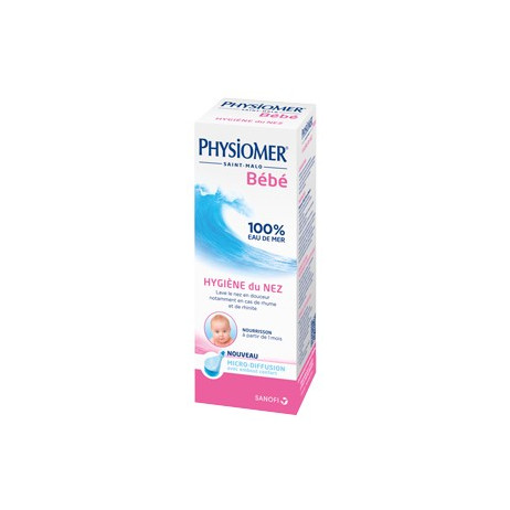 PHYSIOMER Micro-diffusion hygiène du nez 115ml
