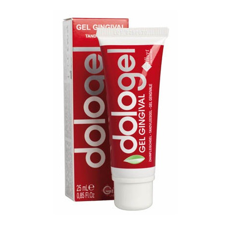 DOLOGEL Gel gengivale 25ml