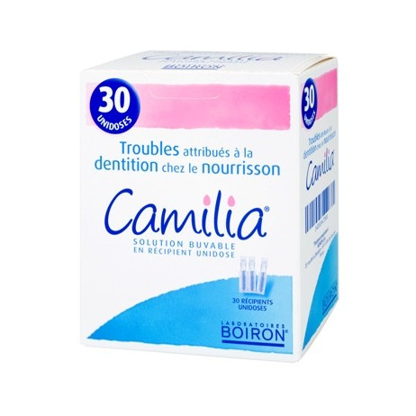BOIRON Camilia 30 unidoses