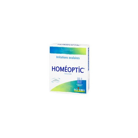BOIRON Homéoptic x10 récipients unidoses