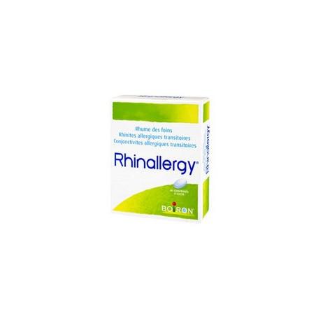 BOIRON Rhinallergy x40 comprimés à sucer