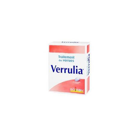 BOIRON Verrulia x60 comprimés à sucer
