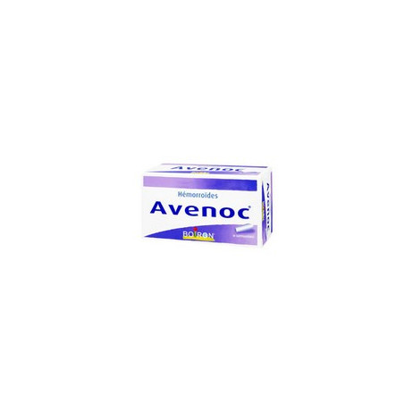 BOIRON Avenoc x10 suppositoires