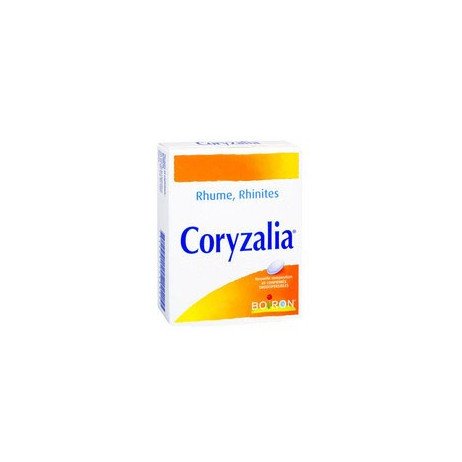 BOIRON Coryzalia x40 comprimés orodispersibles