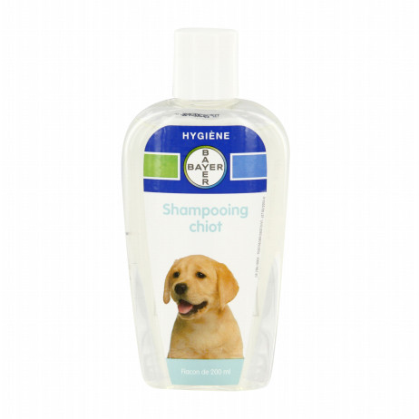 BAYER Shampooing chiot 200ml