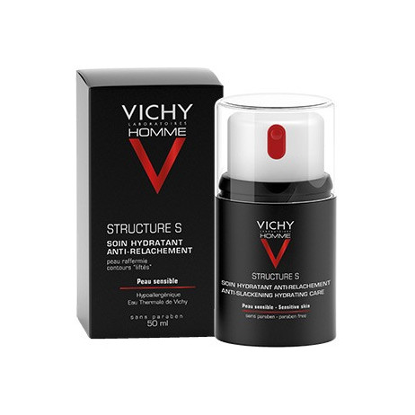 VICHY HOMME Structure S soin hydratant anti-relâchement 50ml