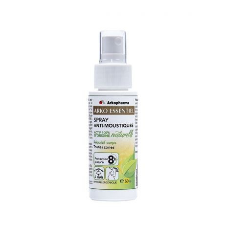 ARKOPHARMA spray anti-moustiques 60ml