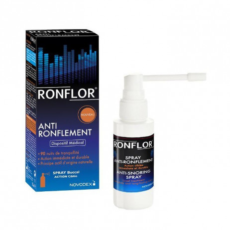 RONFLOR Spray buccal anti-ronflement 50ml
