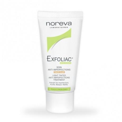 NOREVA Exfoliac soin anti-imperfections teinté 30ml