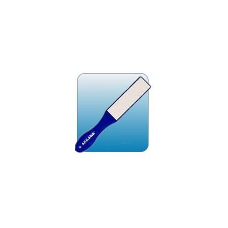 AKILEINE Ligne bleue poncette de gommage