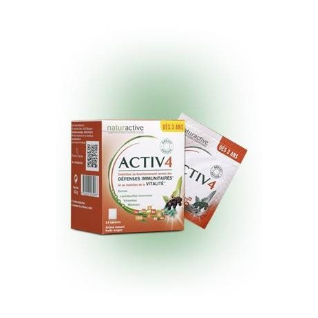 NATURACTIVE Junior x 14 sachets