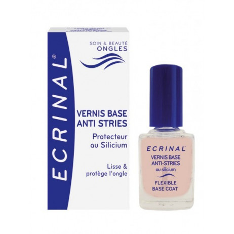 ECRINAL Vernis base anti-stries 10ml