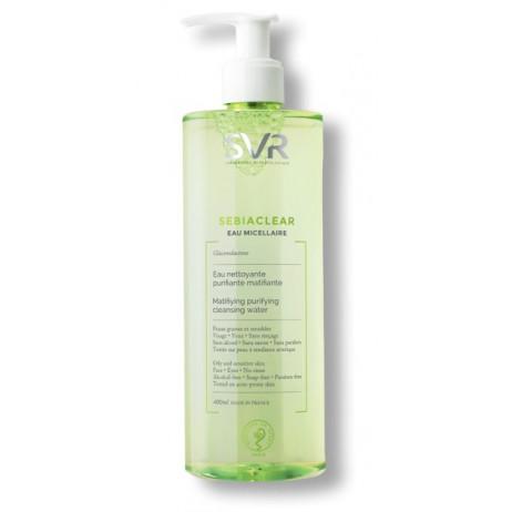 SVR Sebiaclear eau micellaire 400ml