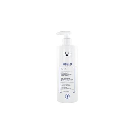 SVR Xérial10 lait corps
