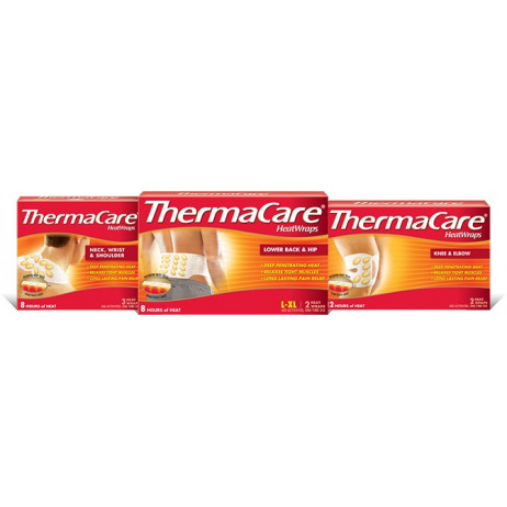 THERMACARE Patchs auto-chauffants