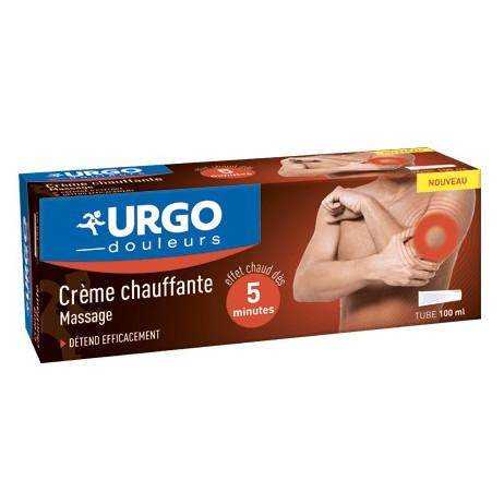 URGO Crème chauffante 100ml