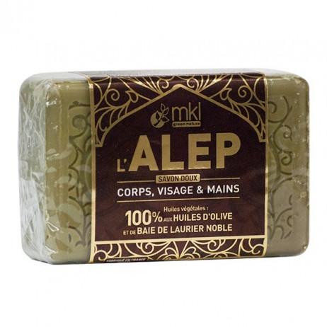 MKL savon d'Alep
