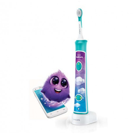 PHILIPS SONICARE For kids brosse à dents sonique rechargeable