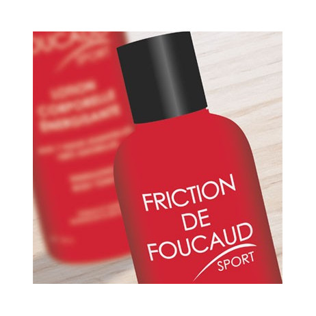 FRICTION DE FOUCAUD Sport lotion corporelle 200ml
