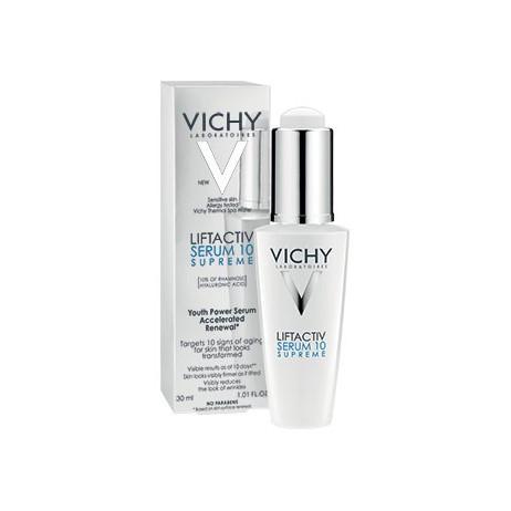 VICHY Liftactiv serum 10 suprême soin puissant jeunesse 30ml
