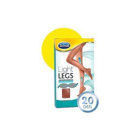 SCHOLL Light legs collants de maintien 20Den