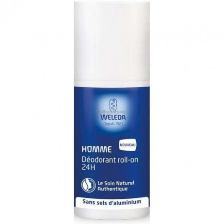 WELEDA Homme déodorant roll-on 50ml