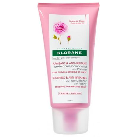 KLORANE Gelée après-shampooing à la pivoine 150ml
