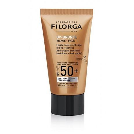 FILORGA UV bronze visage fluide solaire SPF50+ 40ml