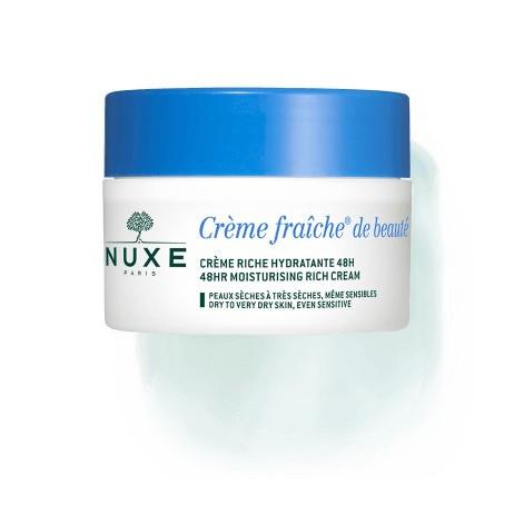 NUXE crème riche hydratante et apaisante 24h 30ml