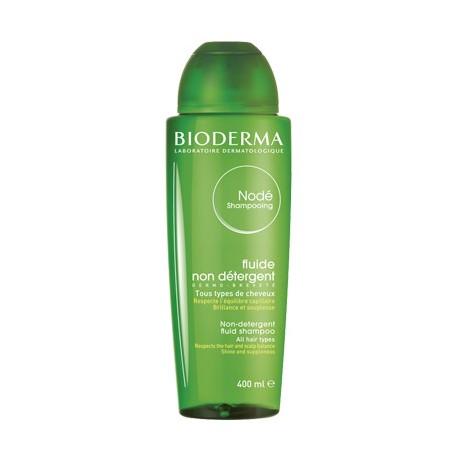 BIODERMA Nodé shampooing fluide non détergent 400ml