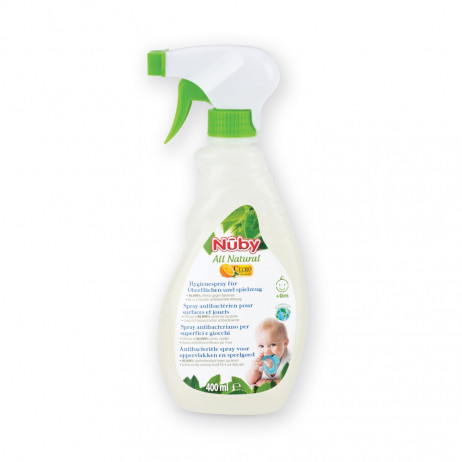 NUBY Spray antibactérien 400ml