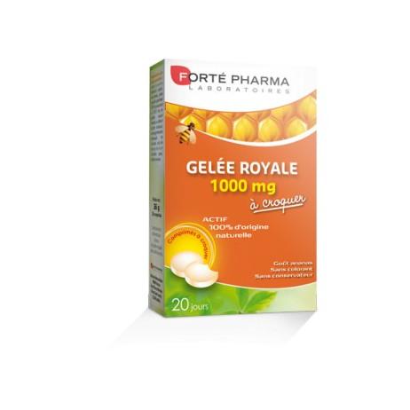 FORTE PHARMA Gelée royale 1000mg