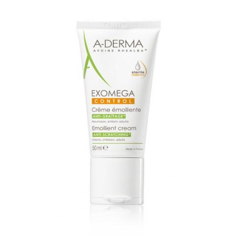 A-DERMA Exomega control crème émolliente 50ml