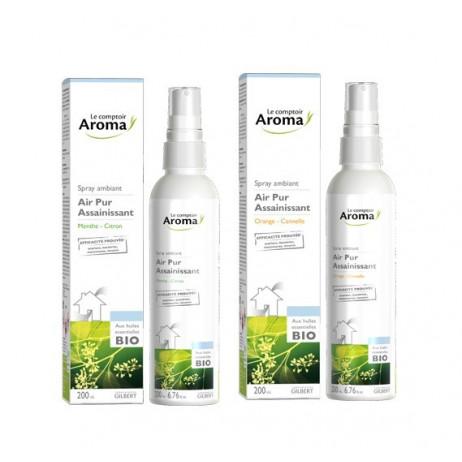LE COMPTOIR AROMA Spray ambiant air pur assainissant 200ml