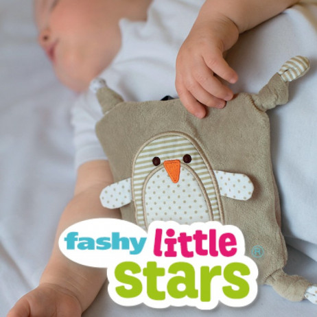 SOFRAMAR Fashy Little Stars bouillotte colza
