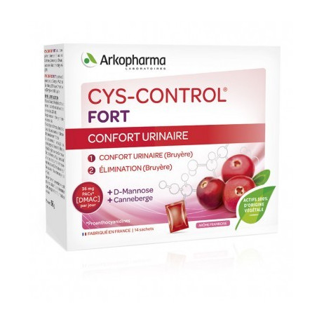 ARKOPHARMA Cys control confort urinaire