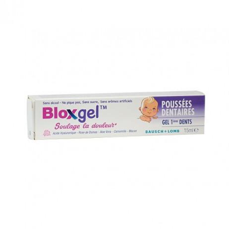 BLOXGEL Poussées dentaires gel 15ml